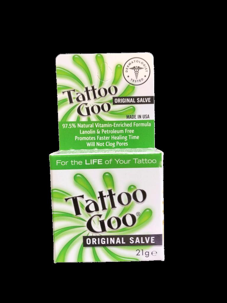 baume de soin tattoo goo